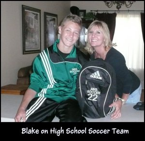 Blake and Kimberly