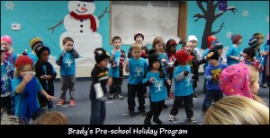 Brady's Pre-school Program