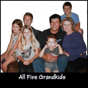Five Grandkids