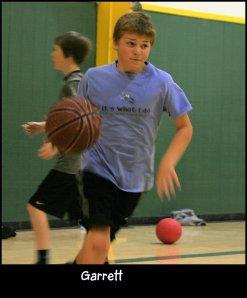 Garrett Basketball