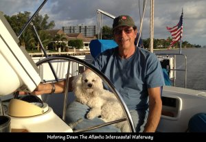 IMG_2747 Mike and Lucy cruising the ICW