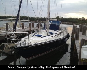 IMG_2802 Aquila at dock with covers