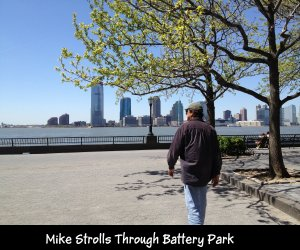 IMG_3576 Mike in Battery Park on The East River