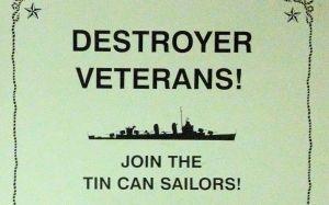Tin Can Sailors