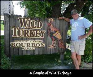 P1150982 Mike at Wild Turkey Factory