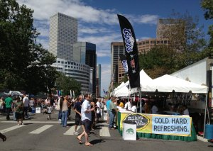 A Taste of Colorado Festival