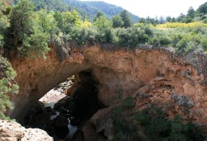 01 Tonto Natural Bridge State Park AZ