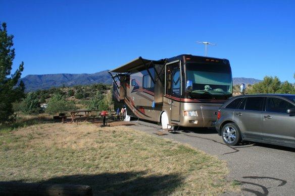 Dead Horse State Park Campsite