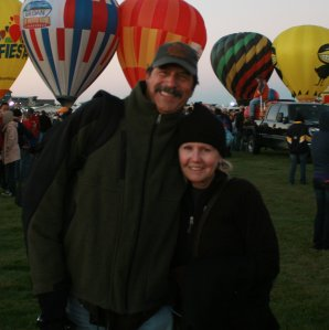 04 Us at Balloon Fiesta