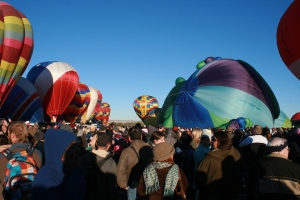 05 inflating balloons