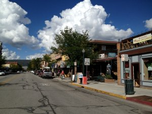 Love walking in Durango