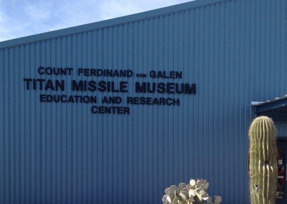 06 Titan Missile Museum
