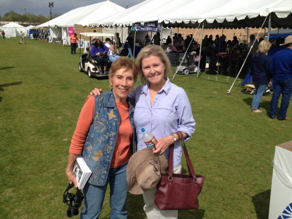 Dog Show in Scottsdale with Jane