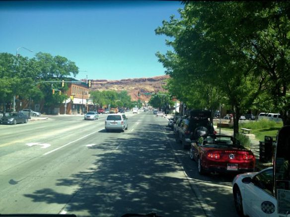 Downtown Moab