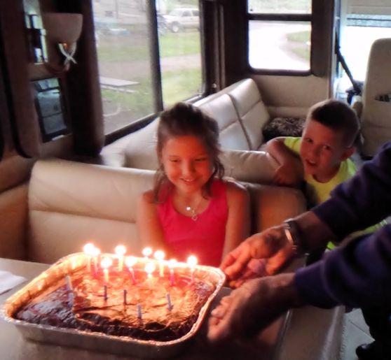 Happy Birthday to Brady and Kailyn!