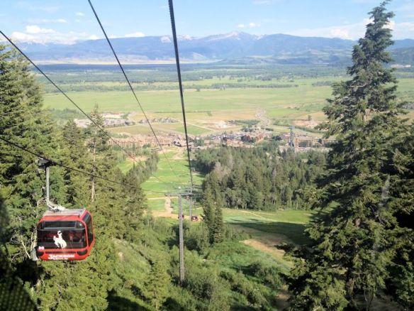 Teton Village Aerial Tram