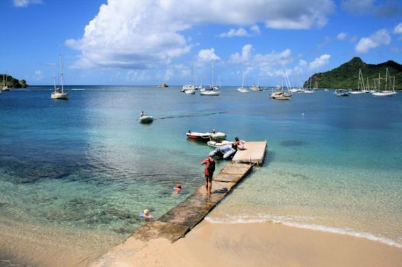 Carriacou, Grenadine Islands, Caribbean Sea