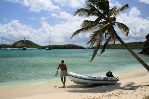 Tobago Cays, Southern Grenadines, Caribbean