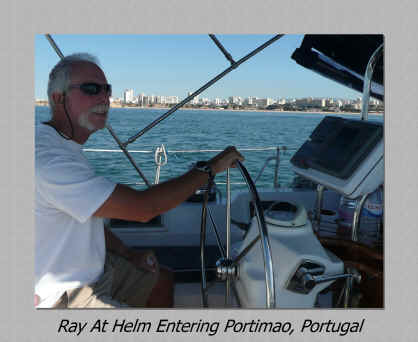 23 Ray Berndt in Portugal