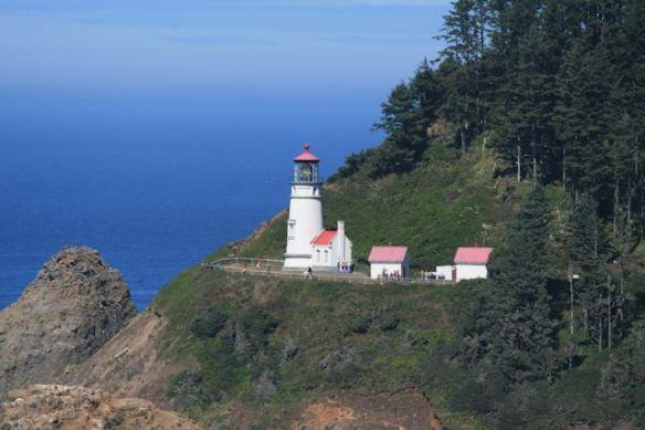 Lighthouse 2 Heceta Bay Lighthouse