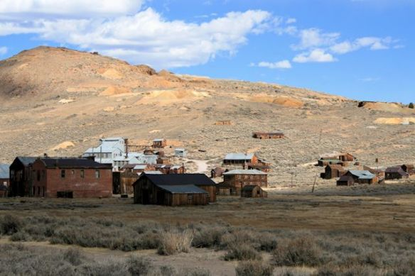 Bodie - State Historic Park