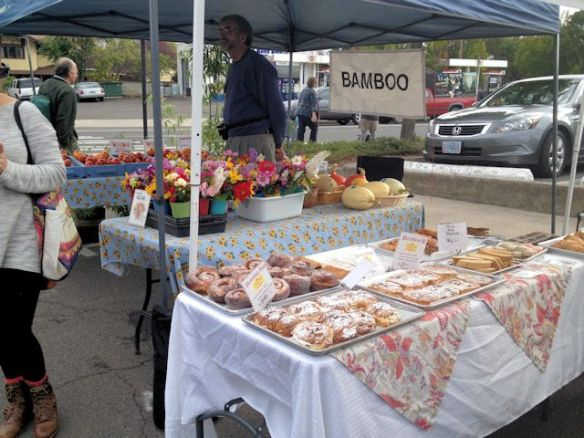 Farmers Market - You KNOW we bought some of these morsels!
