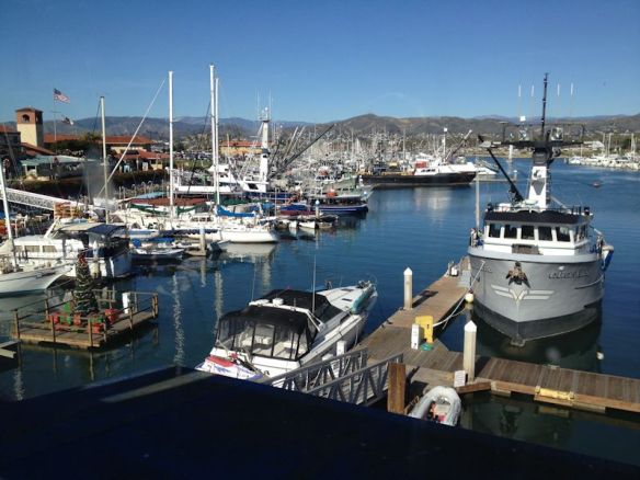 Ventura Harbor - We Kept Our Power Boat Here Before We Switched To A Sailboat