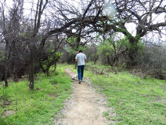 Hiking the Arivaca Creek Trail in Buenos Aires Wildlife Refuge