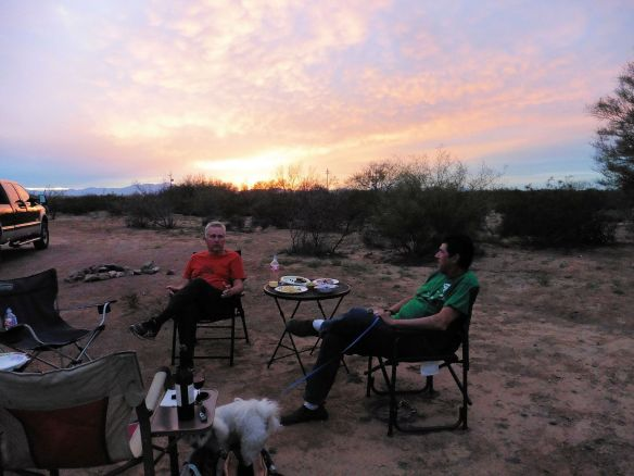 More of Southern Arizona – Buenos Aires Nat'l Wildlife Refuge ... I Pigged Out For A Week