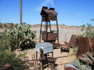 09 Vulture Mine Tour - Wickenburg AZ -  06