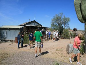 10 Vulture Mine Tour - Wickenburg AZ -  14