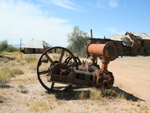 11 Vulture Mine Tour - Wickenburg AZ -  25