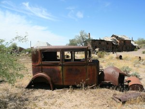 12 Vulture Mine Tour - Wickenburg AZ -  26