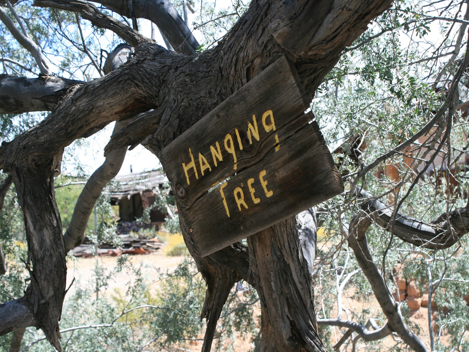 """""""Ruby Ghost Town"""" - History of the Arizona Mining Town ... 