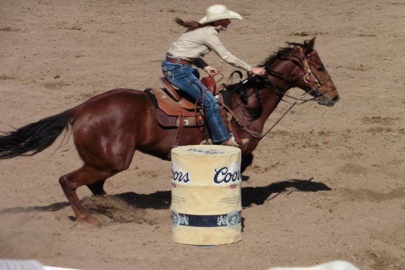 Cave Creek Rodeo AZ -  42