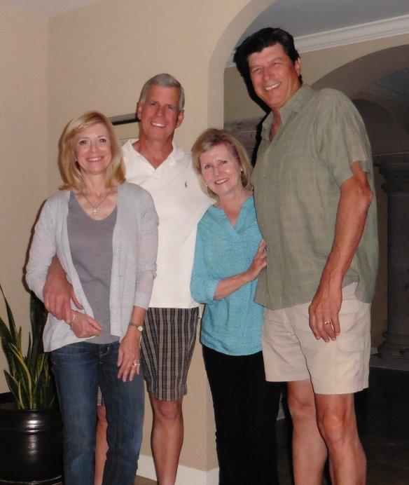Debbie, Dan, Linda, Mike