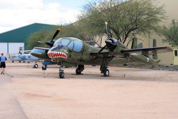 Pima Air Museum, Tucson AZ -  57