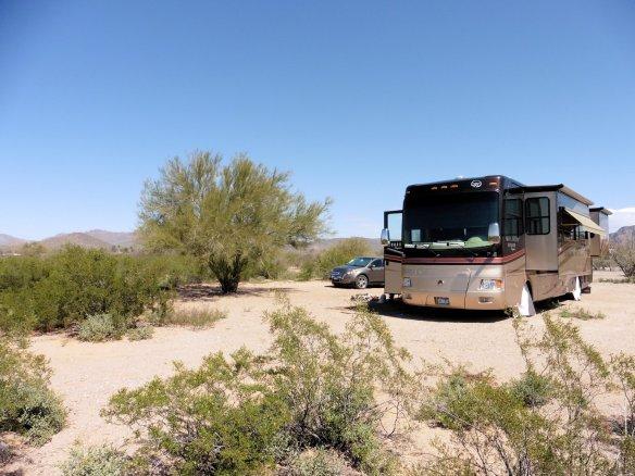 Snyder Hill BLM, Tucson AZ -  04