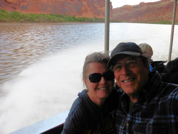 Fun, Fun, Fun on the Colorado River