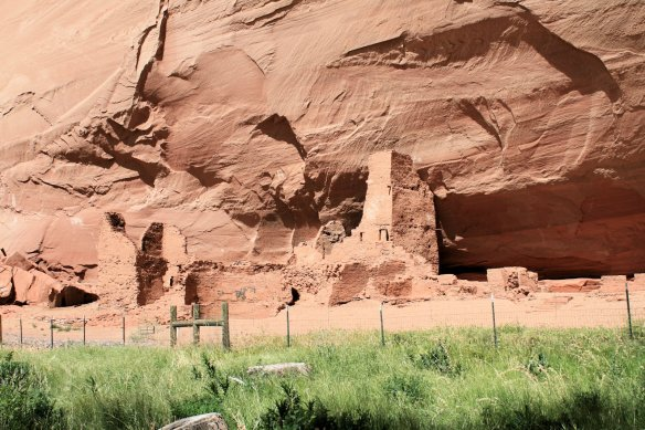 Ruins of the Ancient Puebloans
