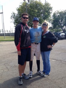 15d Garrett GBG Conejo Baseball
