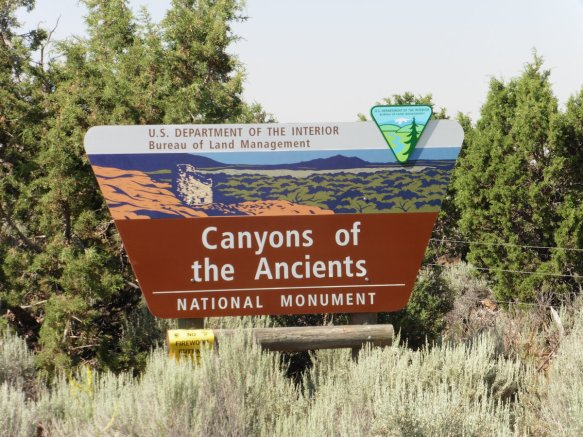 Canyons of the Ancients Natl Monument 1