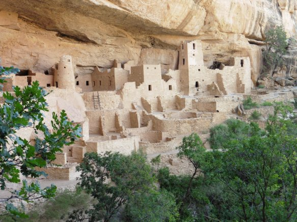 Mesa Verde National Park, Cliff Palace Ruins