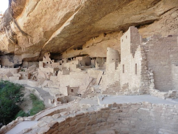 Mesa Verde National Park - Cliff Palace Ruins 2